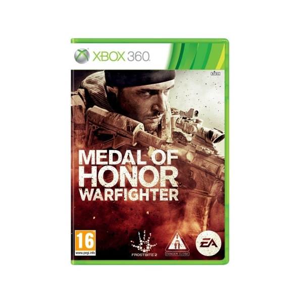 Medal Of Honor Warfighter Game Xbox 360
