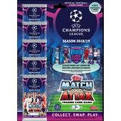UCL Match Attax 2018/19 Multipack
