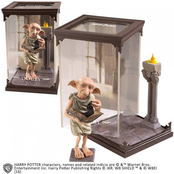 Dobby (Harry Potter) Magical Creatures Noble Collection - Image 1
