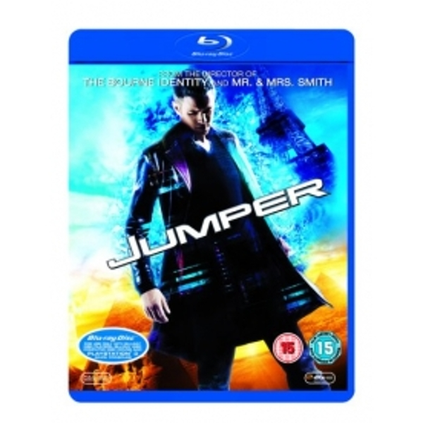 Jumper Blu-ray
