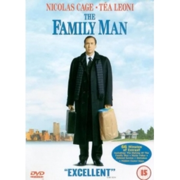 The Family Man DVD