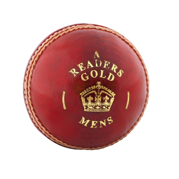 Readers Gold 'A' Cricket Ball - Youths
