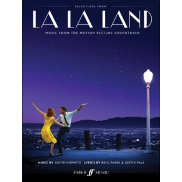 La La Land (Piano/Voice/Guitar)