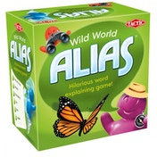 Snack Play Alias: Wild World Edition