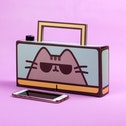 Thumbs Up! Pusheen DIY Boombox