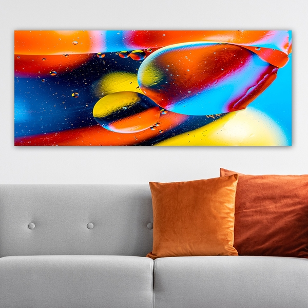 YTY1011619804_50120 Multicolor Decorative Canvas Painting