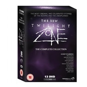 The New Twilight Zone Complete 80s Box Set DVD