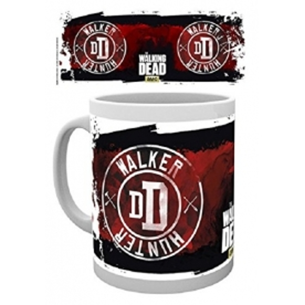 The Walking Dead Patch Mug