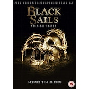 Black Sails Season 4 DVD