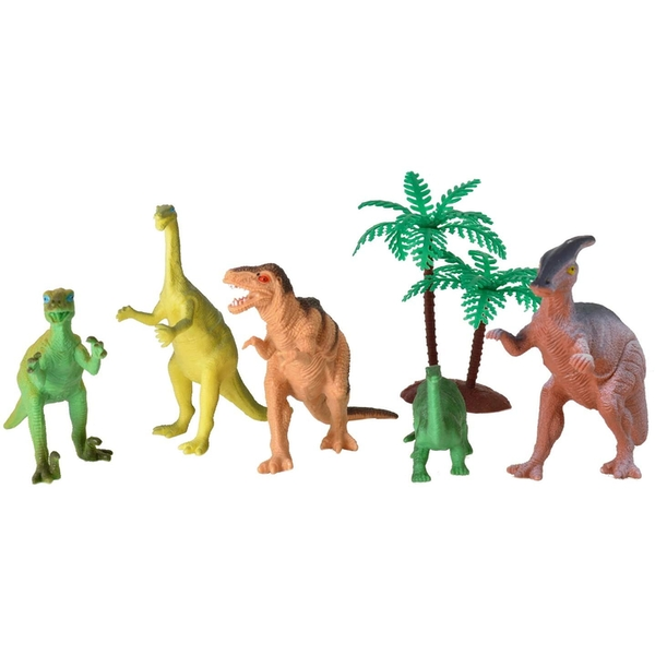 Dinosaur 6 Piece Playset