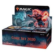 Magic The Gathering TCG: Core Set 2020 Theme Booster Box (36 Packs)