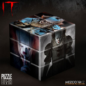 Pennywise (Stephen King's It 2017) Puzzle Blox Puzzle Cube