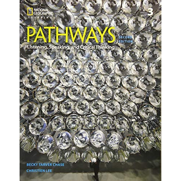 Pathways: Listening, Speaking, and Critical Thinking 3  Paperback / softback 2018