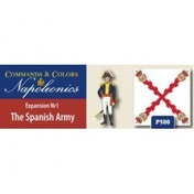 Commands & Colours Napoleonics Spanish Army