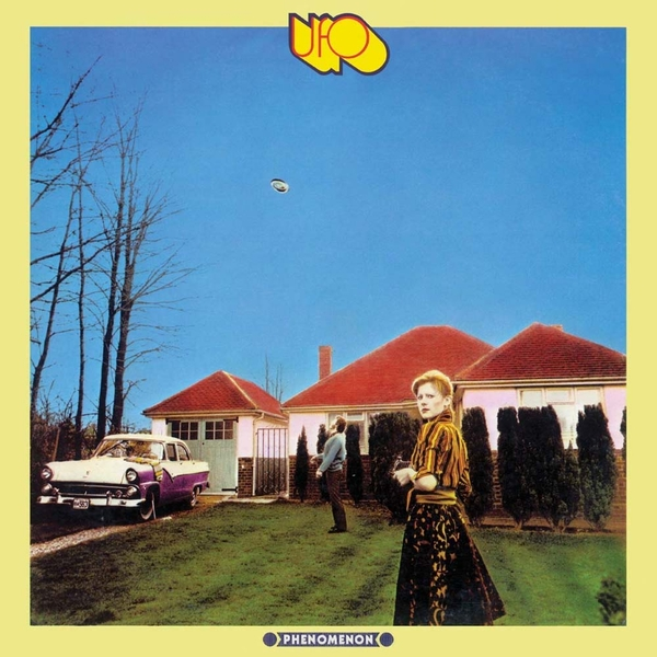 UFO - Phenomenon Vinyl