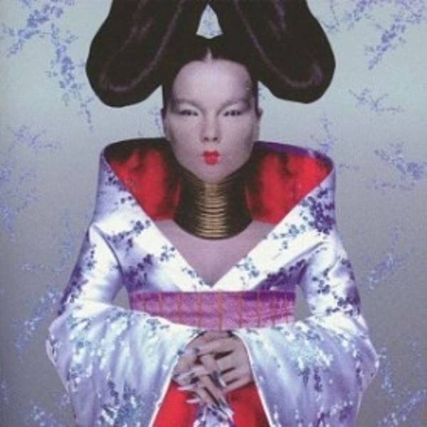 Bjork - Homogenic CD