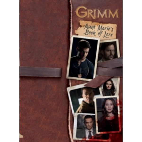 Grimm : Aunt Marie's Book of Lore