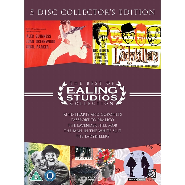 The Best Of Ealing Studios Collection DVD