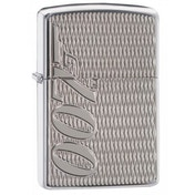 Zippo James Bond High Polish Chrome Armor Windproof Lighter