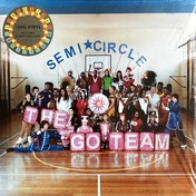 The Go! Team - Semicircle Vinyl
