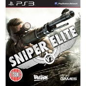 Sniper Elite V2 Game PS3