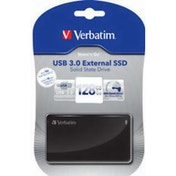 Verbatim External SSD 128GB USB3