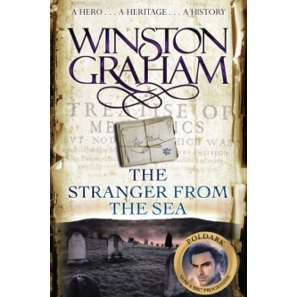 The Stranger from the Sea: A Novel of Cornwall 1810-1811 by Winston Graham (Paperback, 2008)
