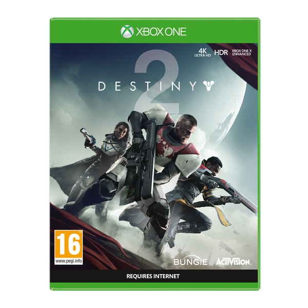 Destiny 2 Xbox One Game [Used - Like New]
