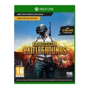 PlayerUnknown's Battlegrounds Preview Edition Xbox One Game [Used]