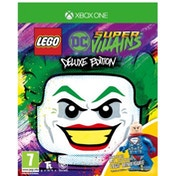 Lego DC Super Villains Deluxe Edition Xbox One Game