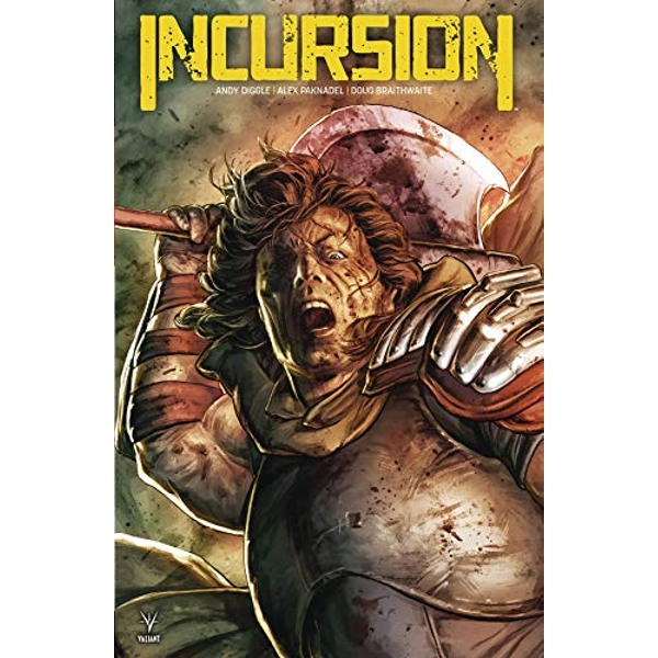 Incursion (Graphic Novel Young Adult)