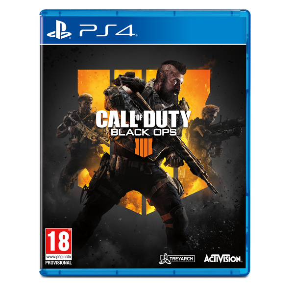 Call Of Duty Black Ops 4 Game PS4 - Image 1
