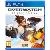 Overwatch Origins Edition PS4 Game (with Badges)
