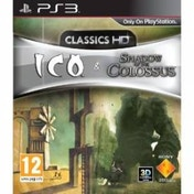 ICO & Shadow Of The Colossus HD Collection Game PS3