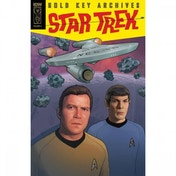 Star Trek Gold Key Archives Volume 5 by George Kashden, John  David Warner, Allan Moniz, Arnold Drake (Hardback, 2016)