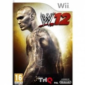 WWE 12 Game Wii
