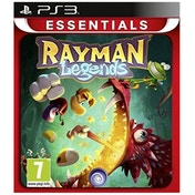 Rayman Legends PS3 Game (Essentials)