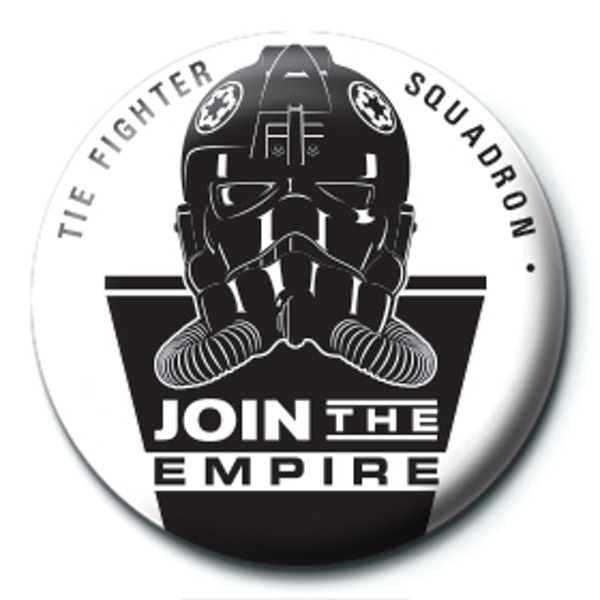 Star Wars - Join the Empire Badge