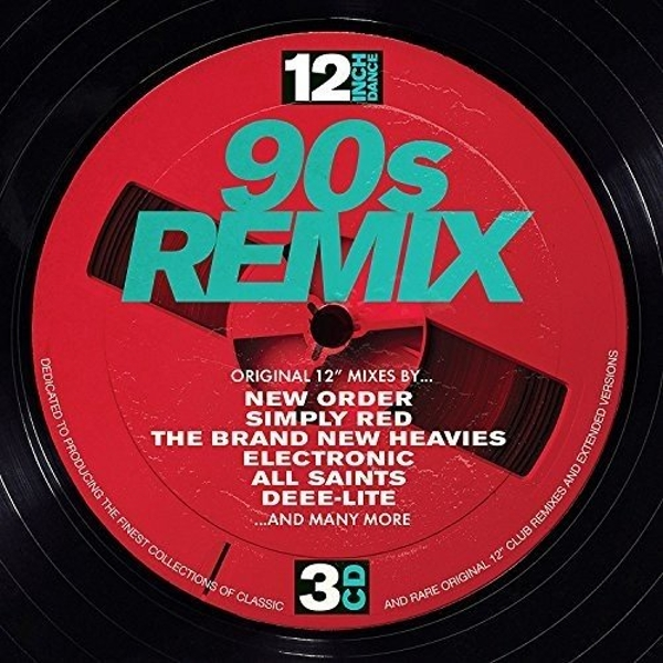 Dance: 90s Remix CD