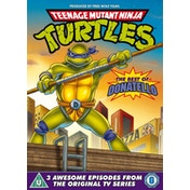 Teenage Mutant Ninja Turtles: Best Of Donatello DVD