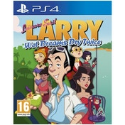 Leisure Suit Larry Wet Dreams Dry Twice PS4 Game