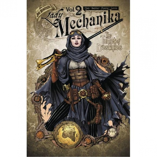 Lady Mechanika Volume 2: Tablet of Destinies by M. M. Chen (Paperback, 2016)