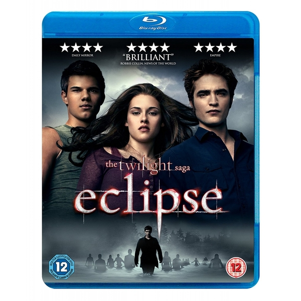 The Twilight Saga: Eclipse Blu-Ray