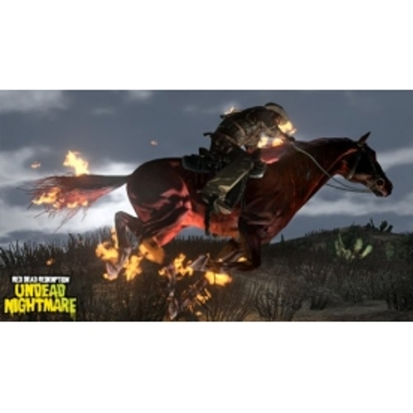 Red Dead Redemption Undead Nightmare Game Xbox 360 - Image 3
