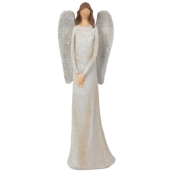 Aurora Large Angel Ornament