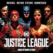 Justice League - Soundtrack CD