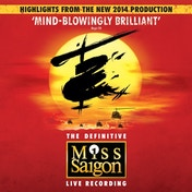 Miss Saigon Soundtrack CD