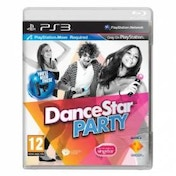 Playstation Move Dance Star Party Game PS3