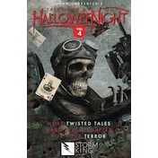 John Carpenter's Tales for a HalloweeNight: Volume 4