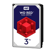 Western Digital WD30EFRX RED 3000 GB Internal Hard Drive 3.5 inch